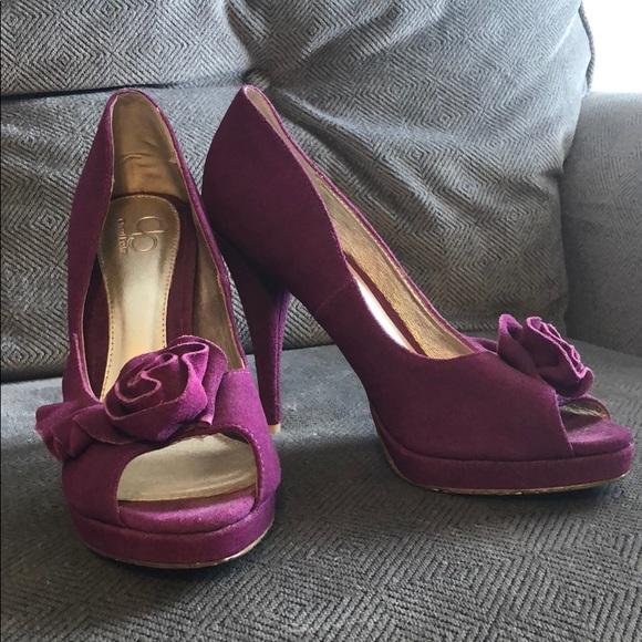 2af77f48ab02 Cheryl Burke 9.5 W Heels